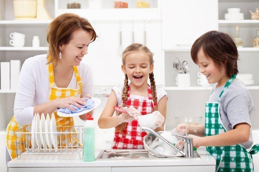 Многодетная семья. как организовать и облегчить жизнь семьи с тремя и более детьми.