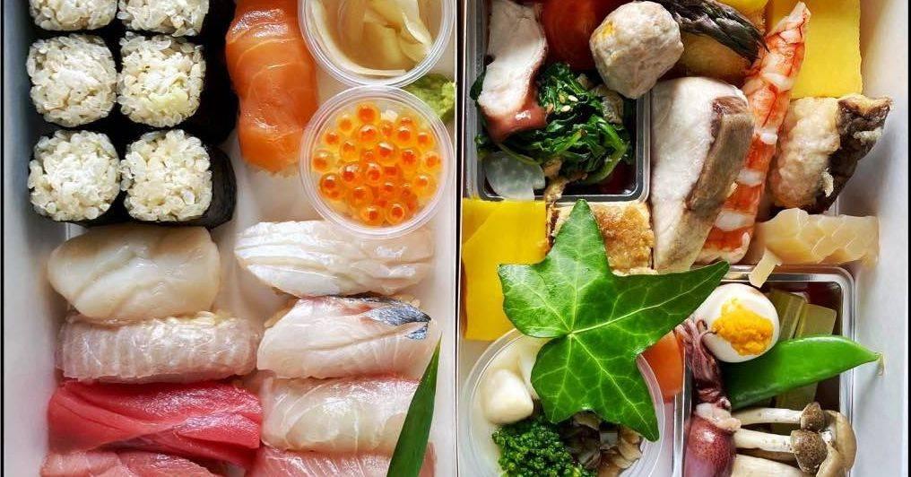 Можно ли суши и роллы кормящей маме