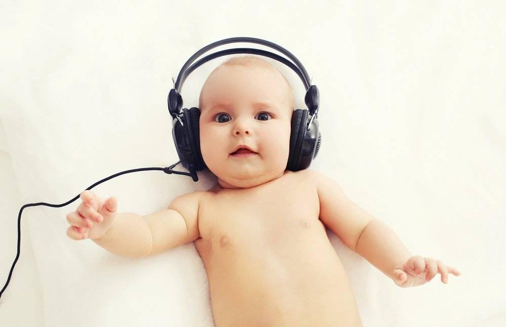 Влияние музыки на развитие и сон ребенка