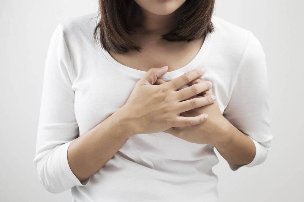 Болит грудь (молочная железа)
