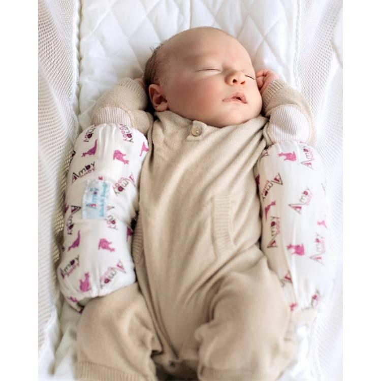 Что такое позиционер для сна новорожденного и зачем он нужен