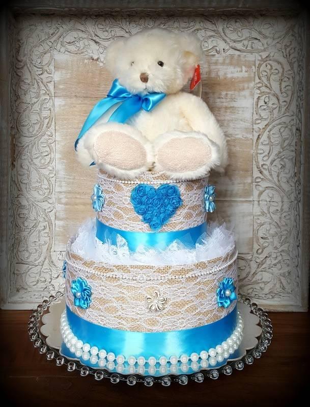 Оригинальный подарок - торт из памперсов своими руками. пошаговая инструкция приготовления торта из памперсов (фото) - автор екатерина данилова - журнал женское мнение