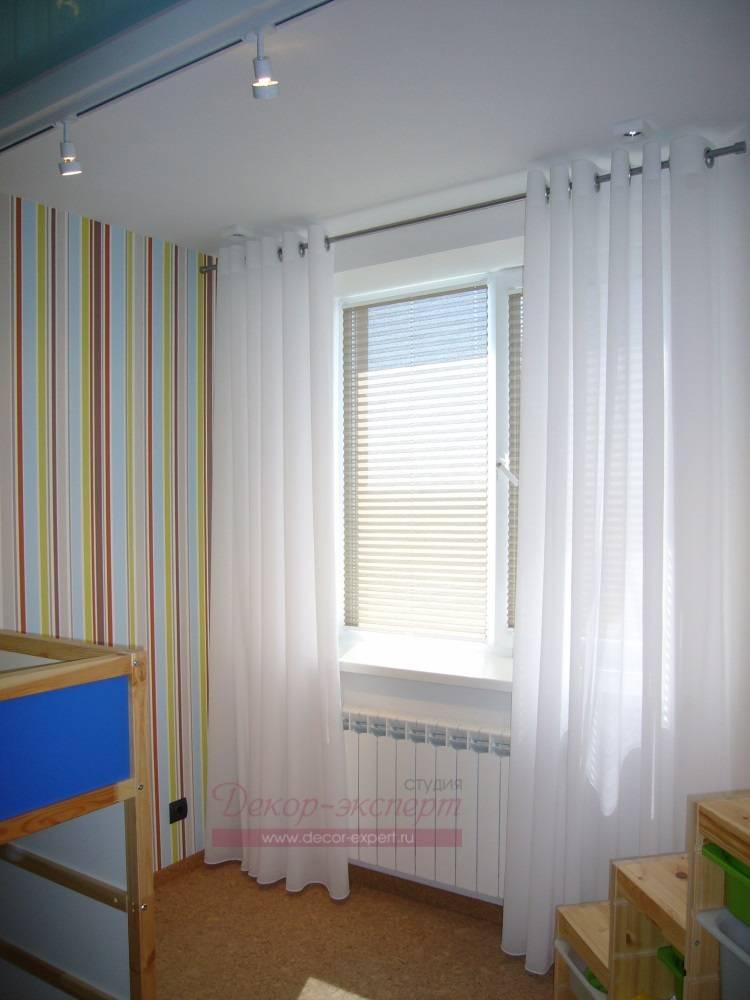 Римские шторы в детскую комнату: дизайн, цветовая гамма, комбинирование, декор