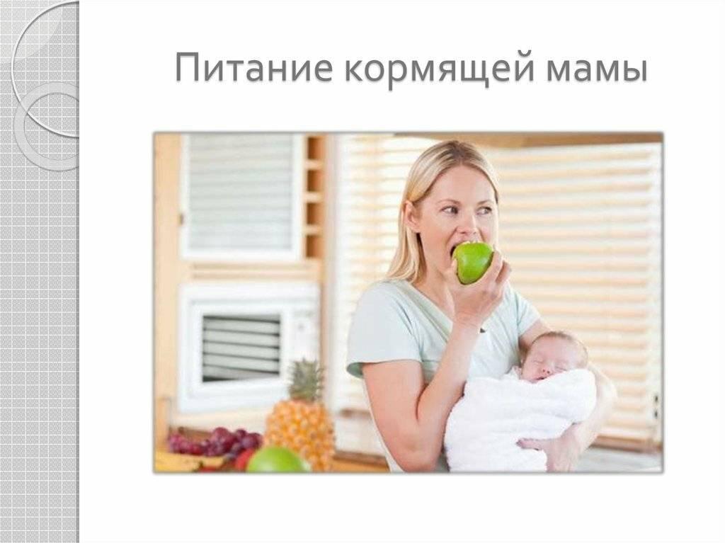 Питание кормящей мамы. что можно есть? чего опасаться?