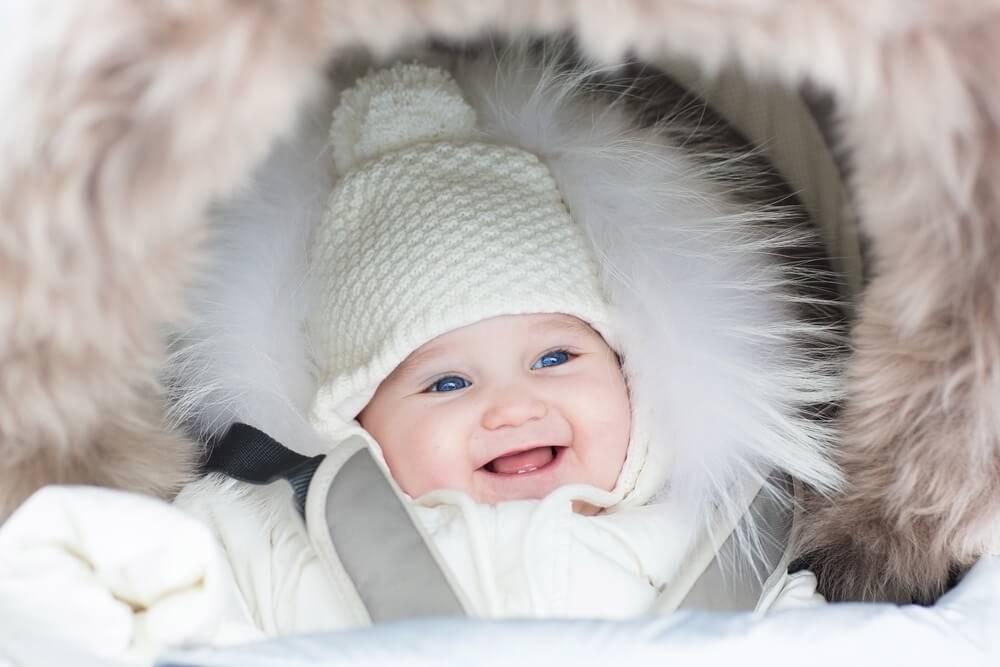Прогулка с новорожденным - все подробно и пошагово