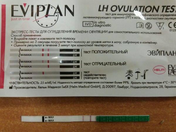 Может ли тест на овуляцию при беременности показать положительный результат