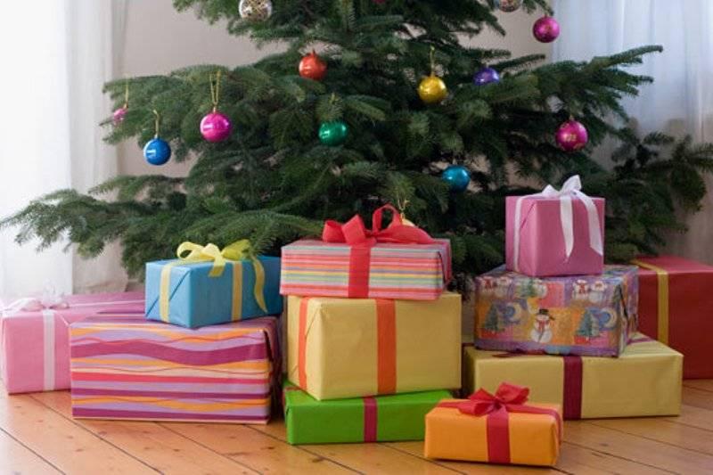 Подарки на новый год мальчикам и девочкам до 1 года
