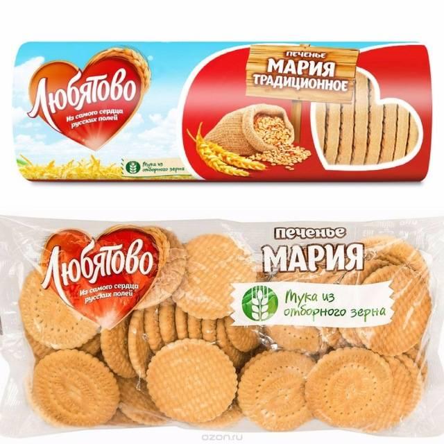 Какое печенье подойдет кормящим мамам?
