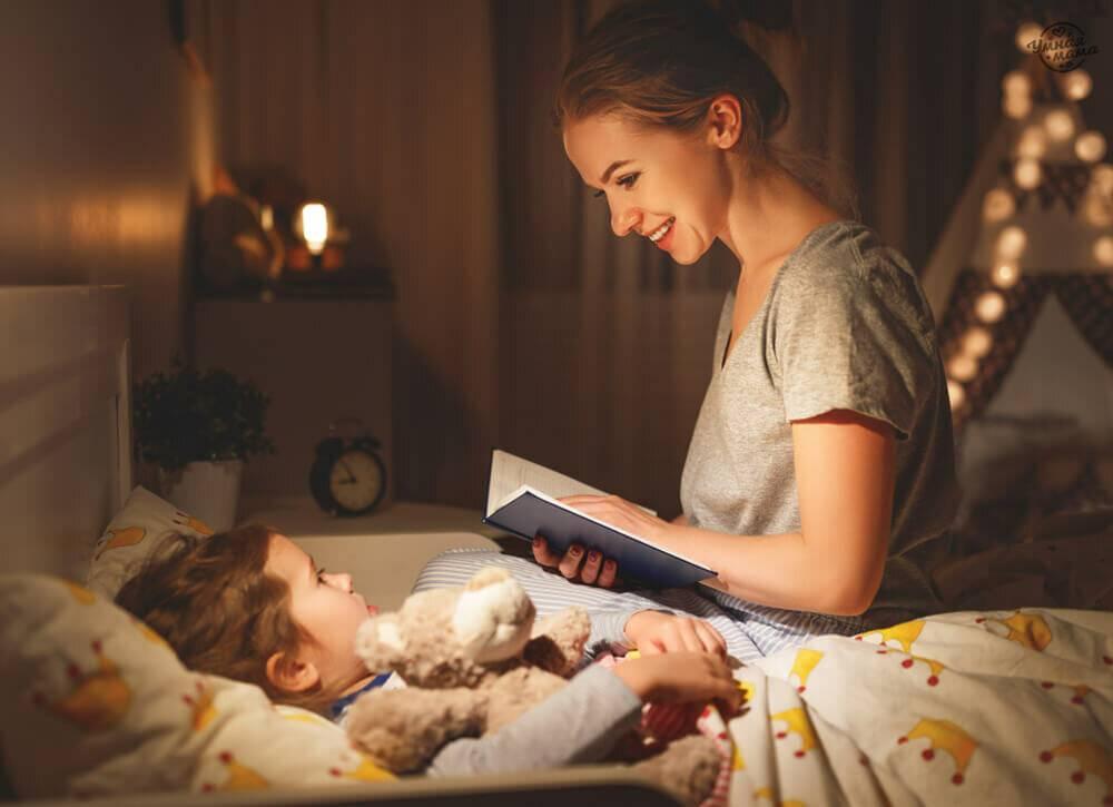5 причин читать детям сказки перед сном | хочу все знать – полезные и интересные статьи