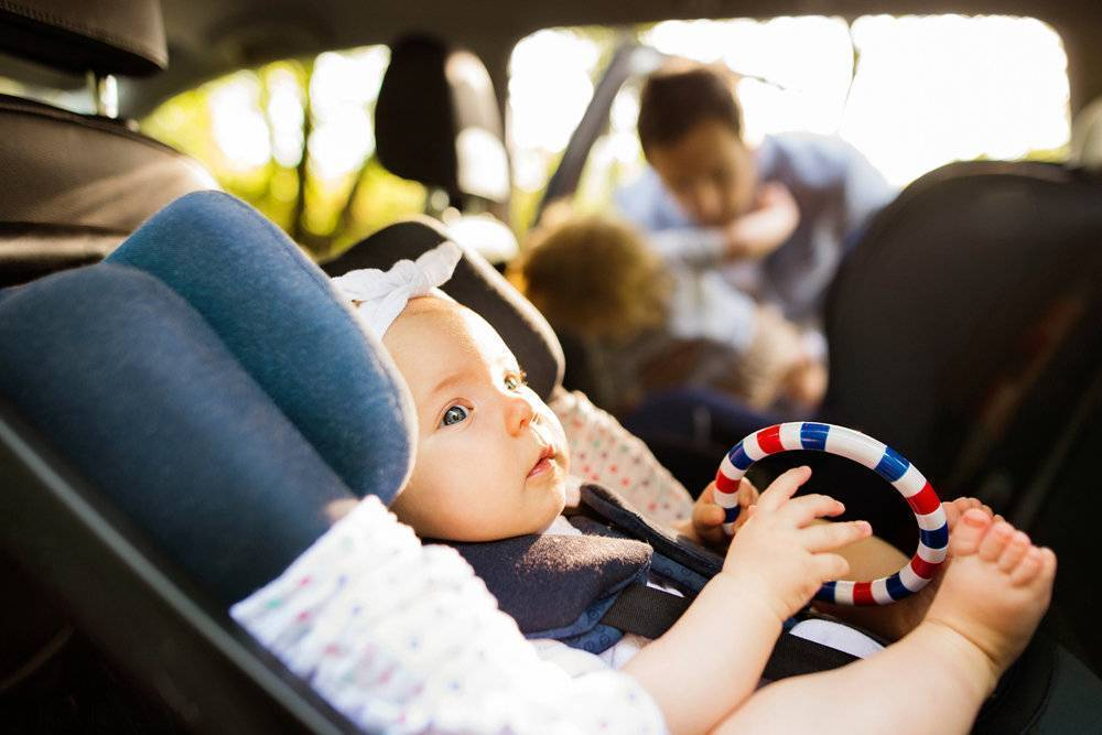 Развлекающие игры с детьми в дальней дороге на машине.
