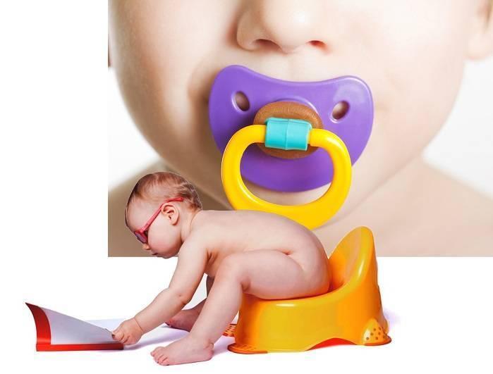 Как отучить ребенка от сосания пустышки | 8+ способов проверенных способов