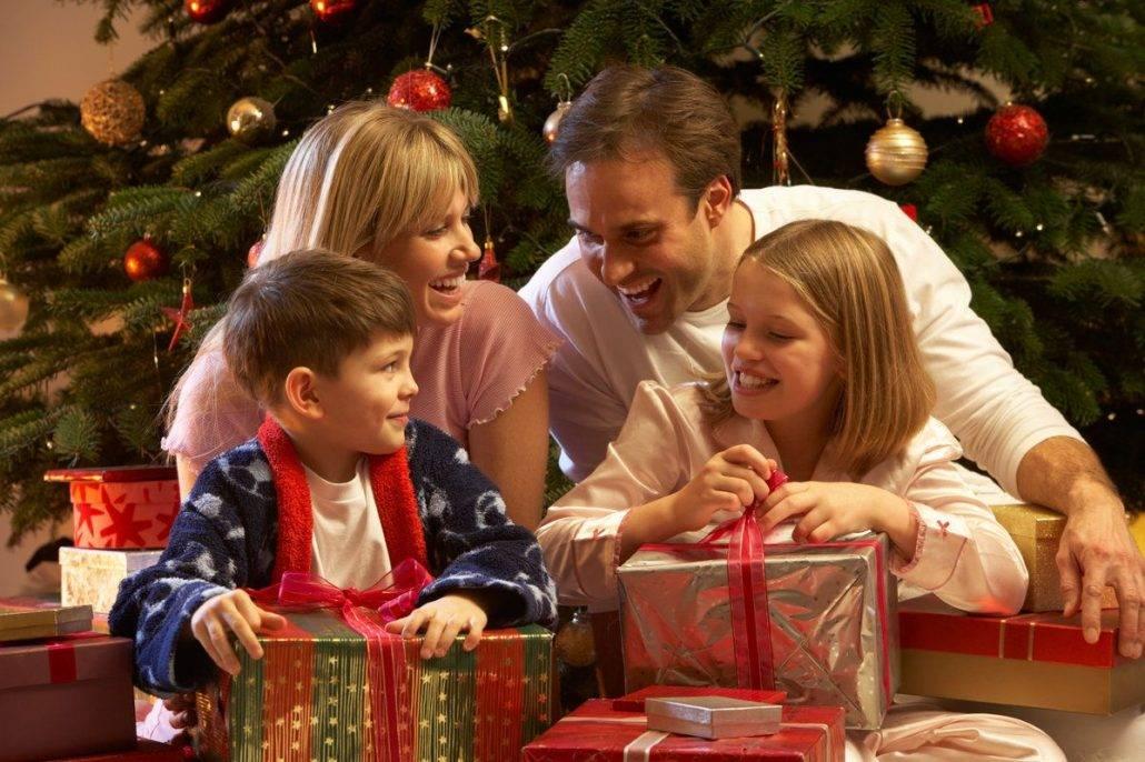 Новогодние семейные традиции - страна мам
