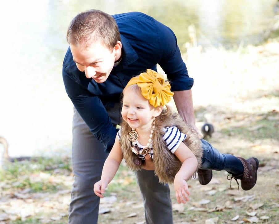 Какое должно быть воспитание девочки отцом в семье.