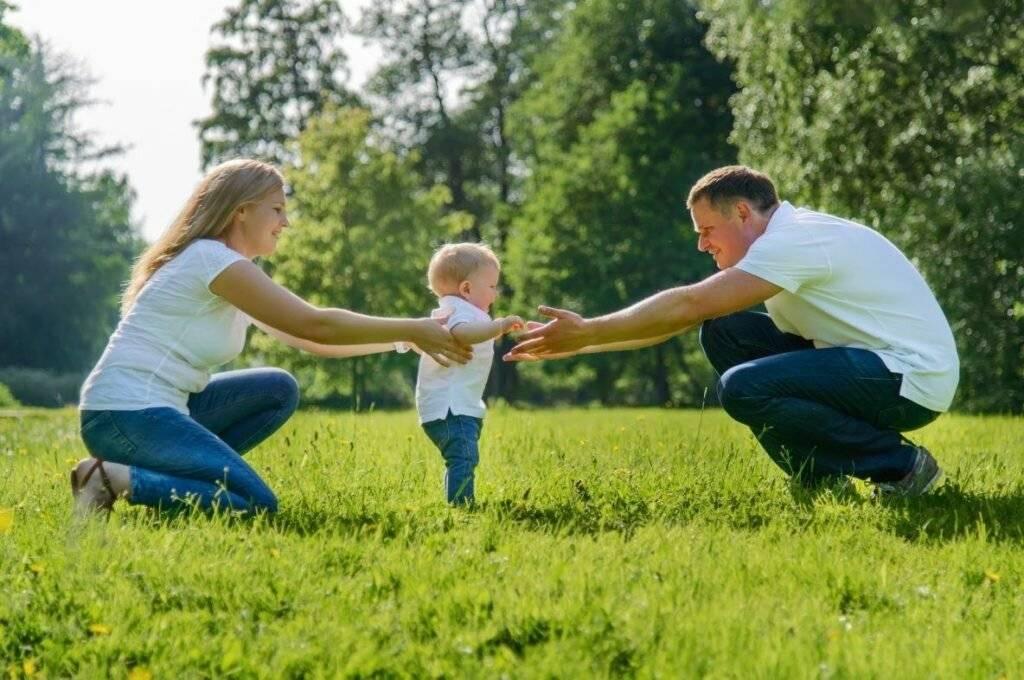 Правила воспитания счастливых детей
