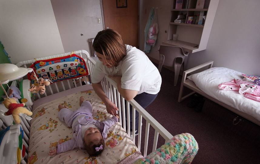 В каком возрасте ребёнку нужна своя комната? - рождение ребенка
