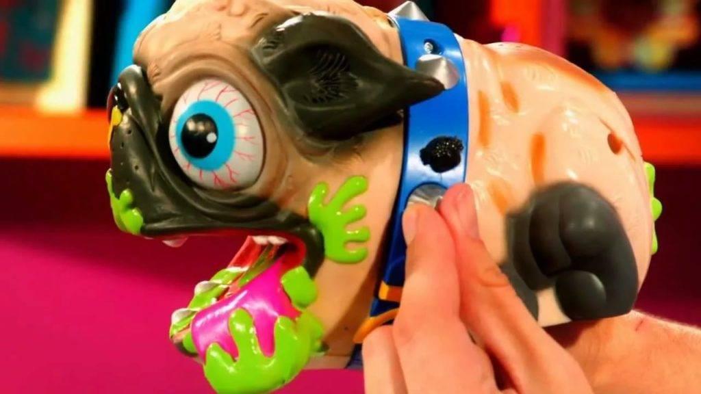 Детские игрушки: опасно для жизни