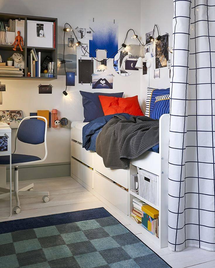 Детская комната икеа - 165 фото стильного и необычного дизайна