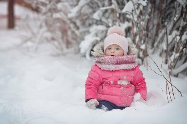 Как одевать ребенка зимой? гид по зимней одежде