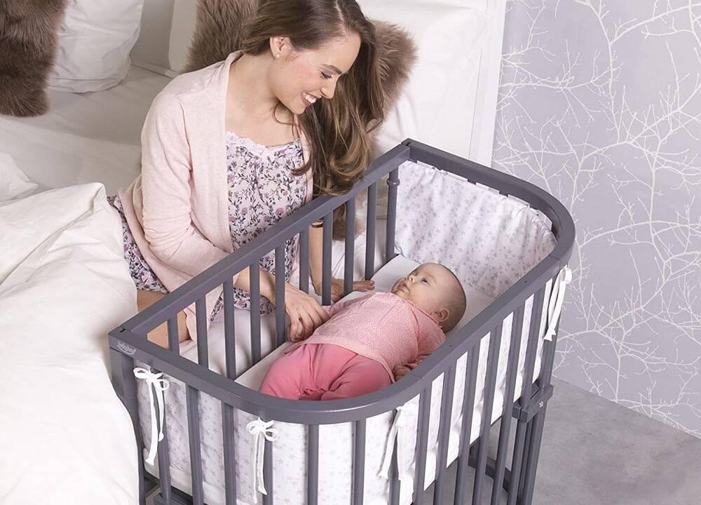 Как правильно выбрать кроватку для новорожденного (18 фото и 2 видео)