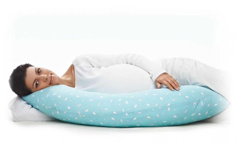 Подушка для отдыха и кормления грудного ребенка