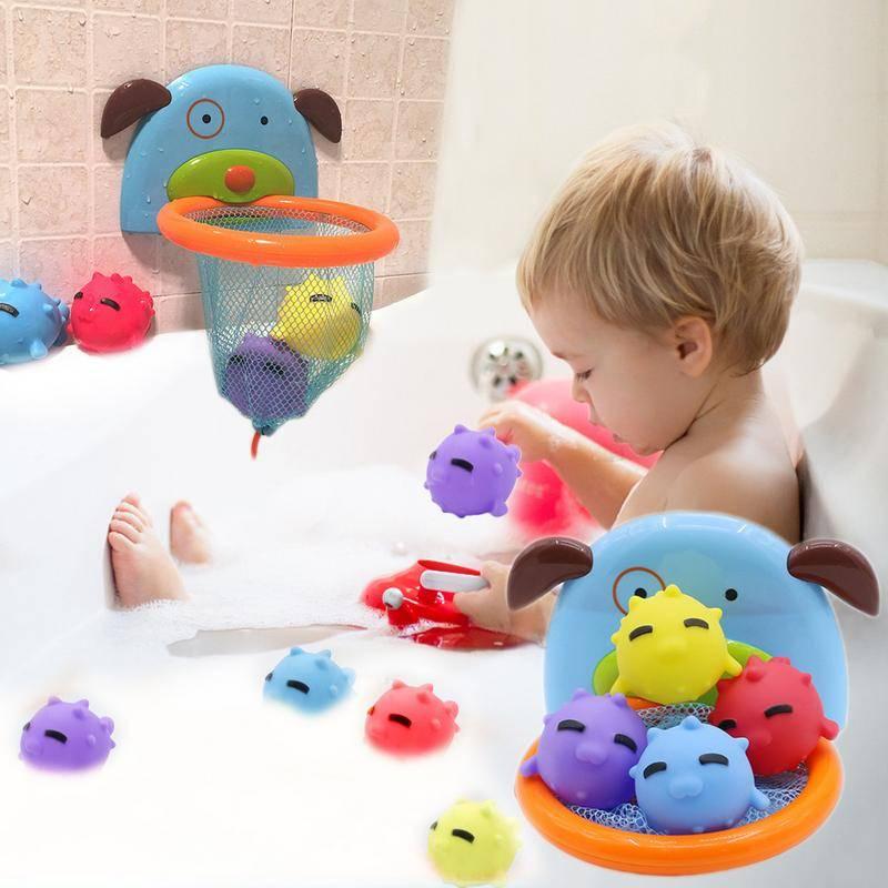 Игрушки для купания в ванной для детей; какие бывают игрушки для ванной, советы по выбору игрушки для ванны