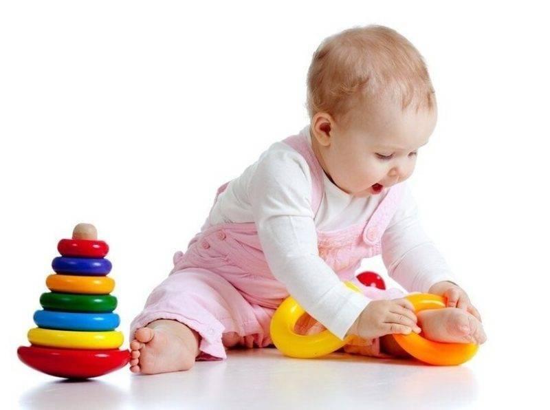 Игрушки для 8 месячного ребенка