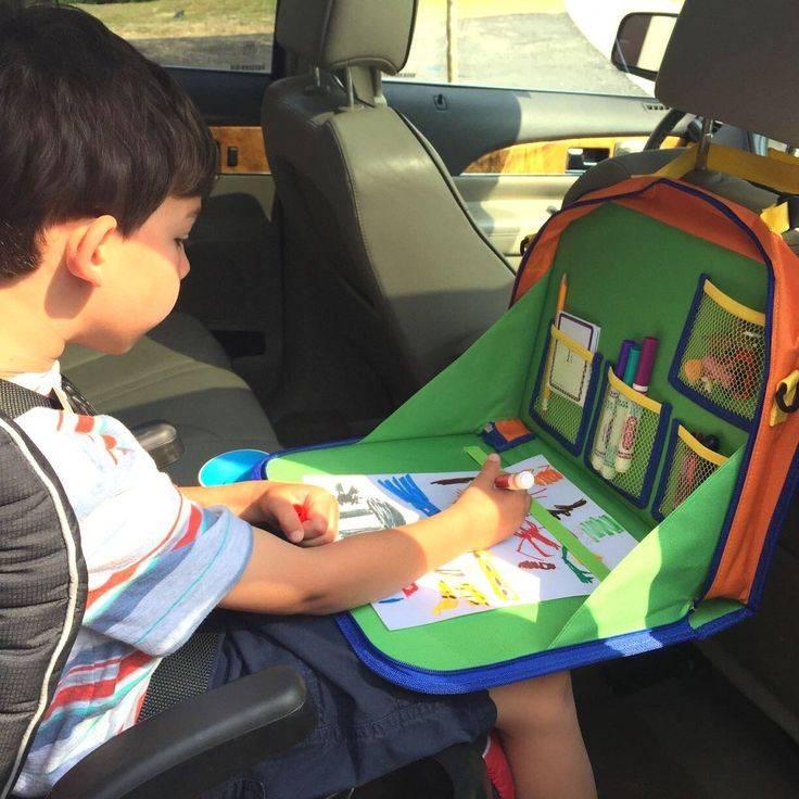 Чем занять ребенка в дороге - 8 интересных идей – статьи – арриво