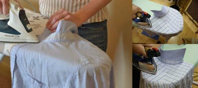 Как и зачем гладить вещи для новорожденных