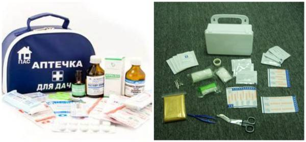 Аптечки лпу в процедурном кабинете