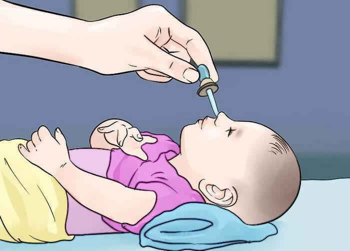 Капли в нос или уши: сложности родителей в применении лекарств для детей