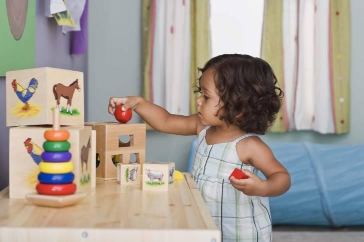 Развивающие игры для детей 2–3 лет