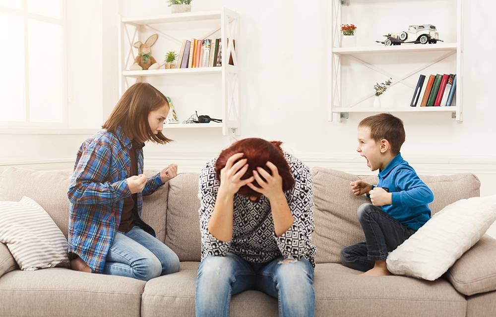 Если раздражает мама. празднику 8 марта посвящается