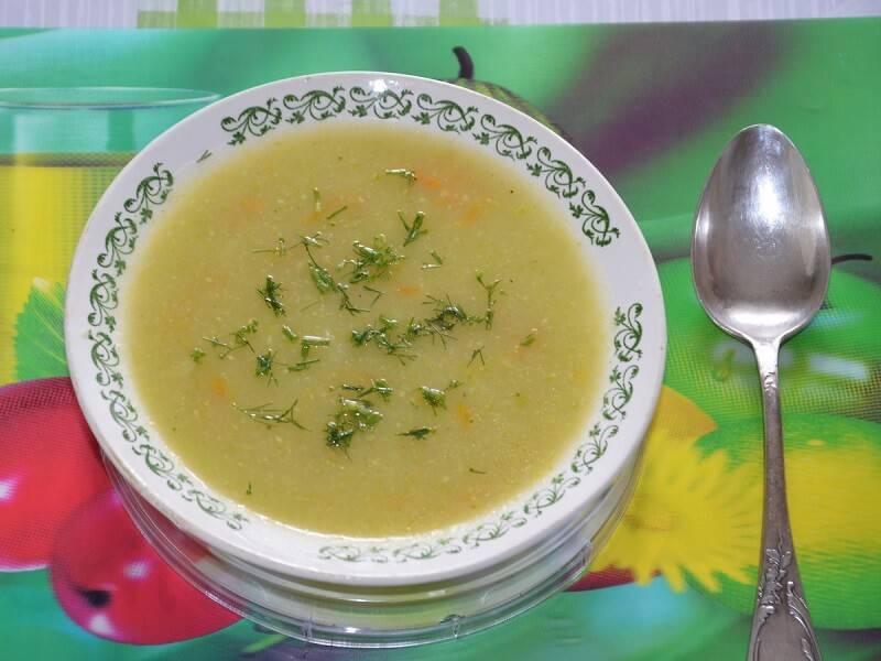 Какие супы можно есть кормящим мамам