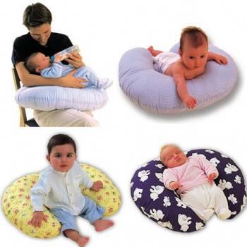Подушка для кормления ребенка — комфорт самых важных моментов жизни