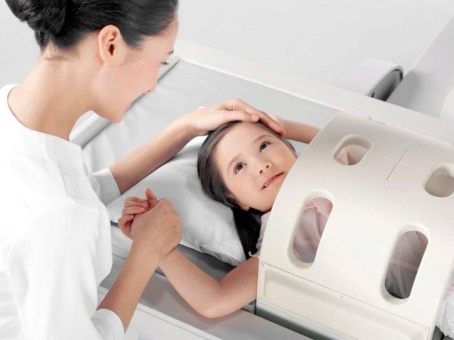 Как сделать МРТ ребенку