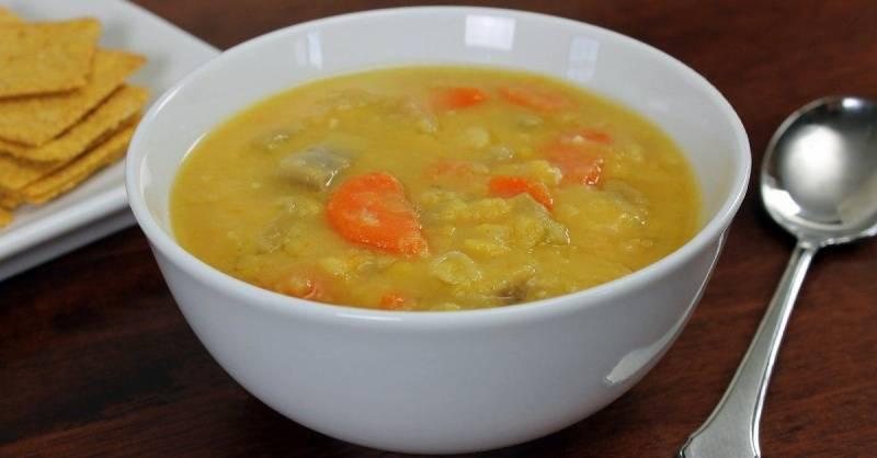 Как готовить суп для первого прикорма грудному ребенку?
