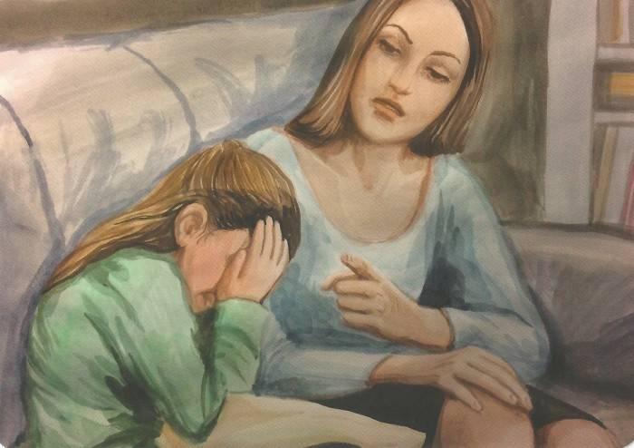 Страх ребенка оставаться без мамы: причины и лечение