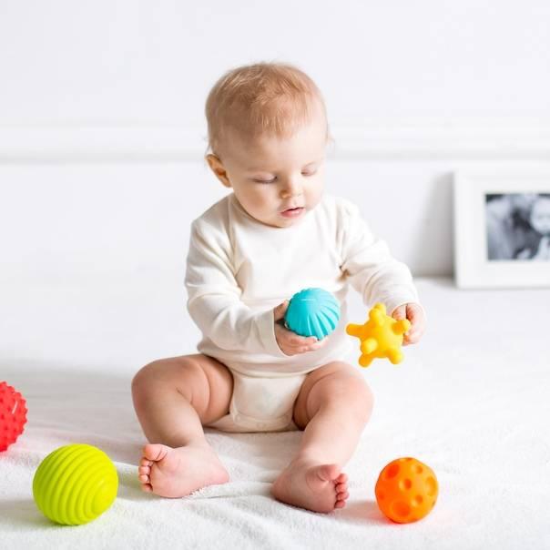 Развивающие игры для малыша или чем занять ребенка от 1 года до двух лет