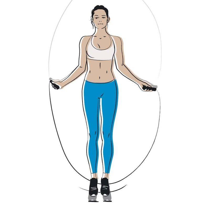 Как правильно прыгать на скакалке и для чего это нужно делать? обзор +видео