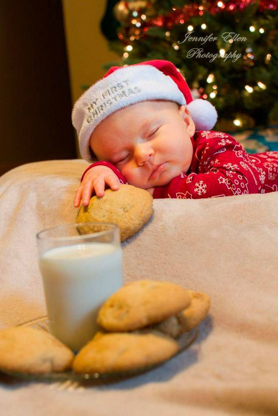 Любящие мамы: Готовимся к первому Новому году малыша
