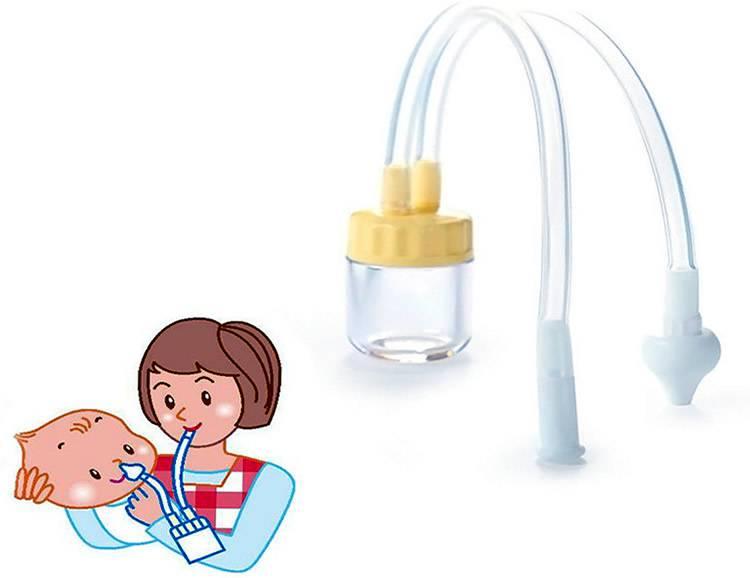 11 лучших аспираторов (соплеотсосов) для новорожденных