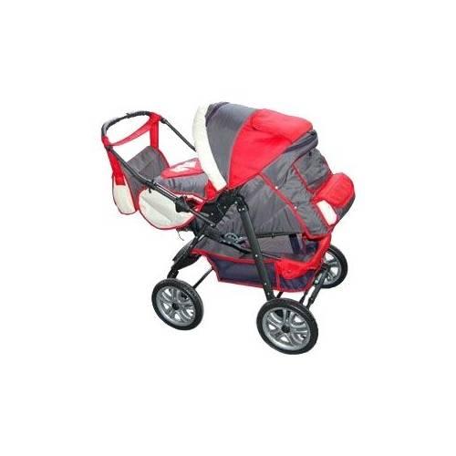 Коляска для двоих детей разного возраста с люлькой и прогулкой. рейтинг: топ-15 лучших колясок для двойни и погодок по мнению опытных мам