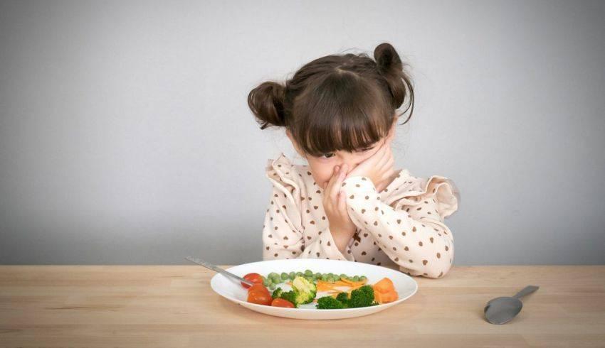 Как приучить детей есть овощи – 12 советов