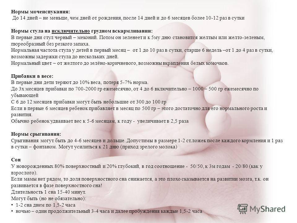 Сколько должен какать новорожденный, как часто надо проверять подгузник. сколько какает месячный ребёнок в норме - автор екатерина данилова - журнал женское мнение