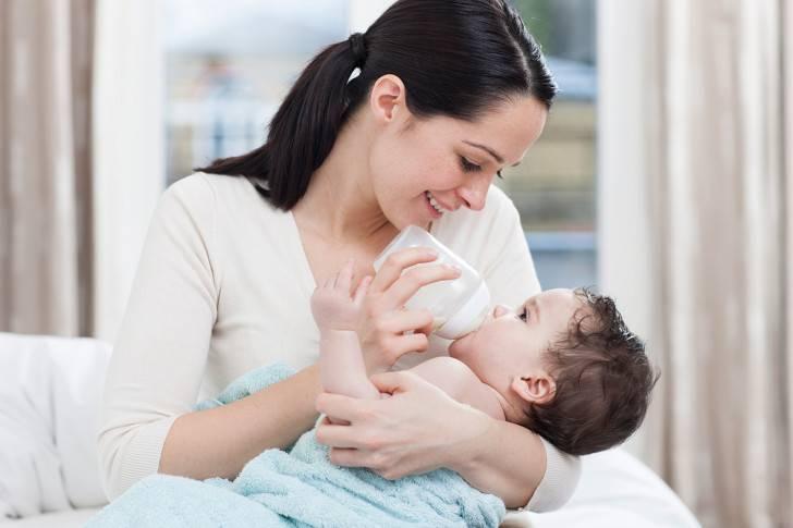 Проблемы вскармливания новорожденных детей