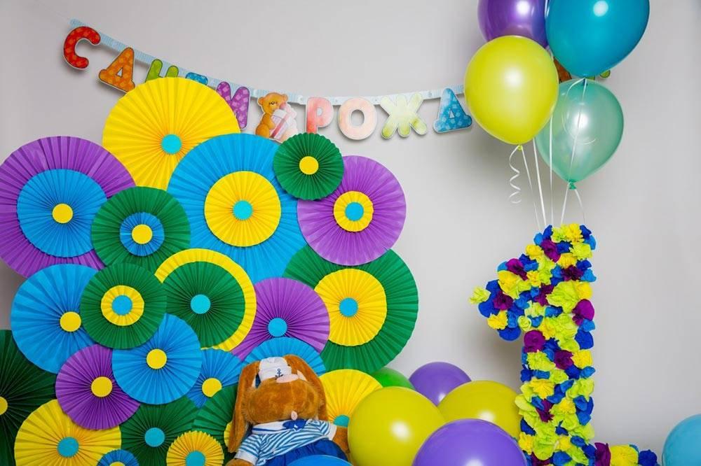 Как украсить комнату на день рождения ребенка: 130 фото вариантов декора и лучшие идеи по праздничному оформлению своими руками