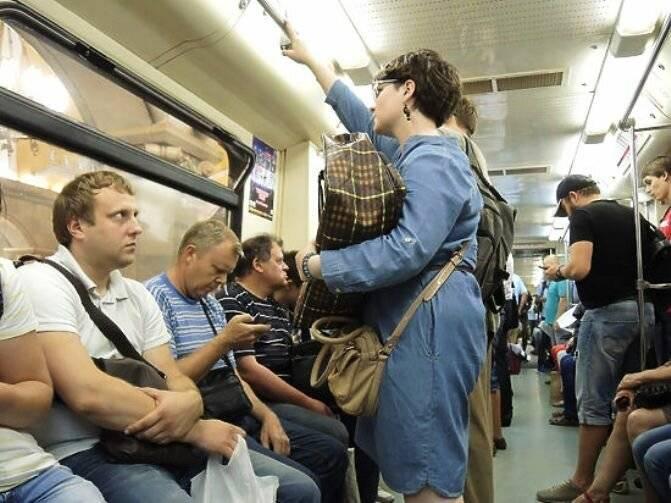 Правила поведения в общественном транспорте: этикет