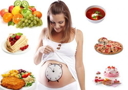 Здоровое питание будущих мам: что нельзя есть беременным женщинам