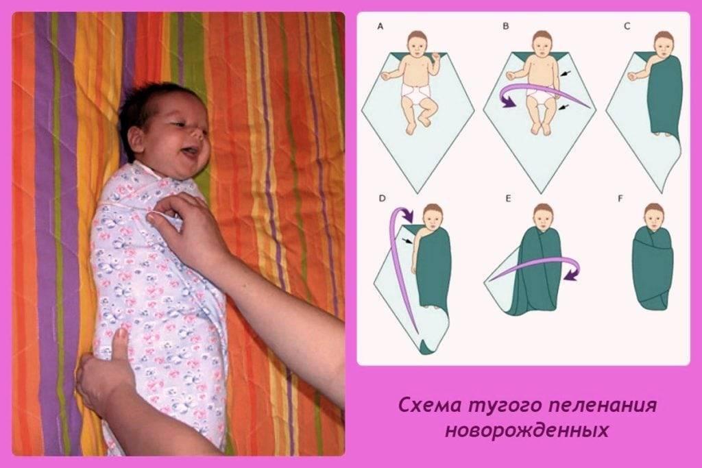 Сколько пеленок нужно новорожденному зимой   firstмама