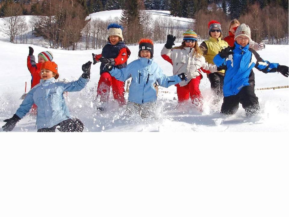Конспект занятия «зимние игры и забавы» (подготовительная группа). воспитателям детских садов, школьным учителям и педагогам - маам.ру